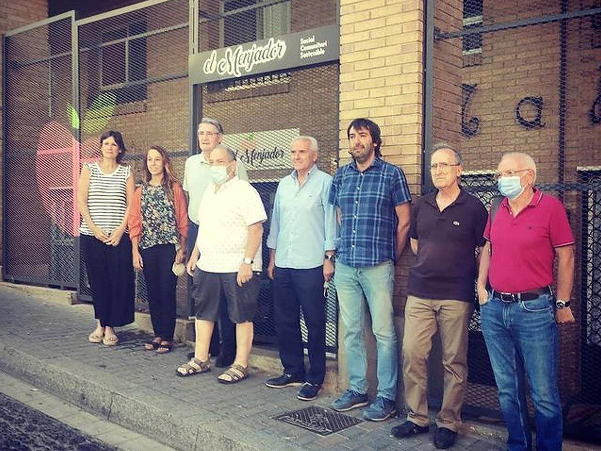 El nou projecte de Menjador per a la ciutat de Lleida.